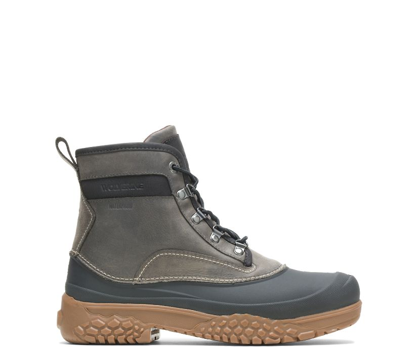 Yak Insulated Boot, Charcoal Grey, dynamic