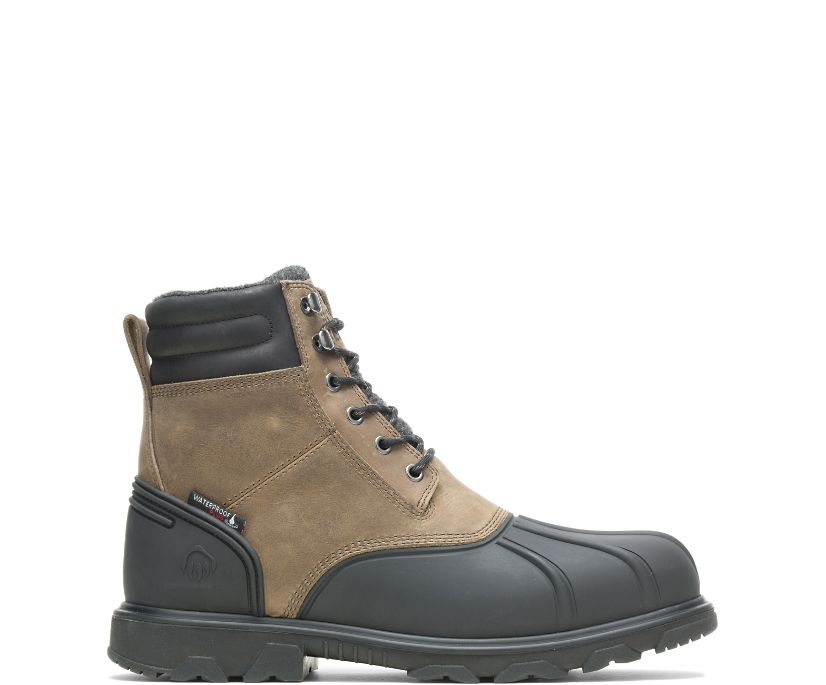 Muscovy Chukka Boot, Fossil, dynamic