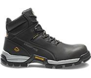 "Tarmac Waterproof Reflective Composite-Toe 6"" Work Boot, Black, dynamic"