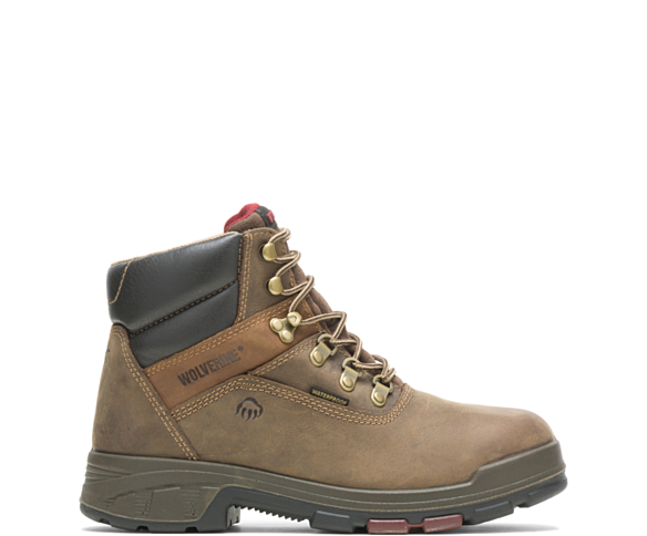 "Cabor EPX™ Waterproof 6"" Boot, Dark Brown, dynamic"