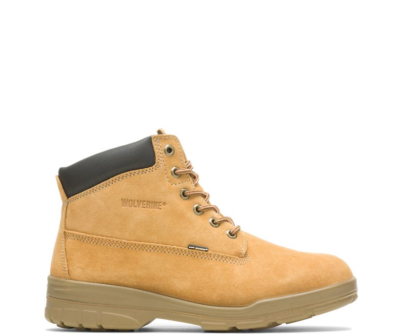 "Trappeur Waterproof Insulated 6"" Boot, Gold, dynamic"