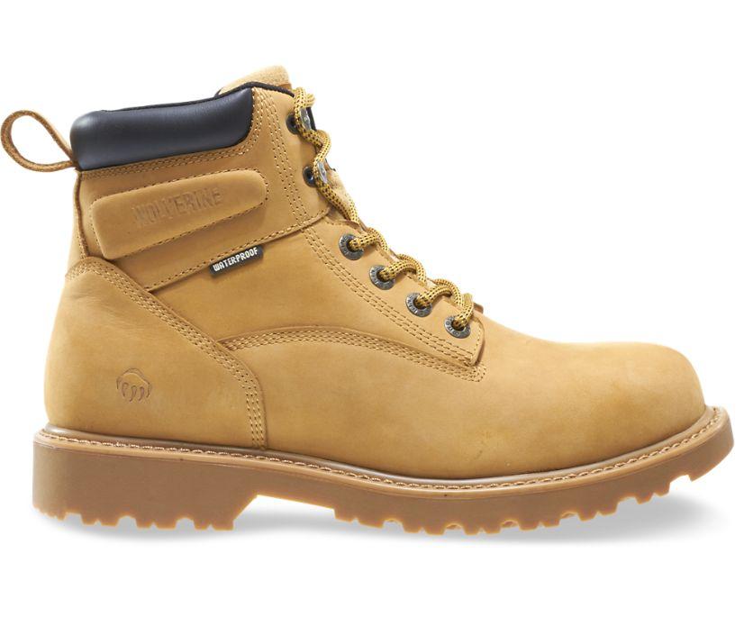 "Floorhand Waterproof 6"" Boot, Wheat, dynamic"