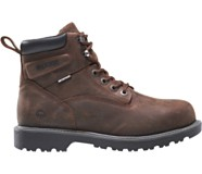 "Floorhand Waterproof 6"" Boot, Dark Brown, dynamic"