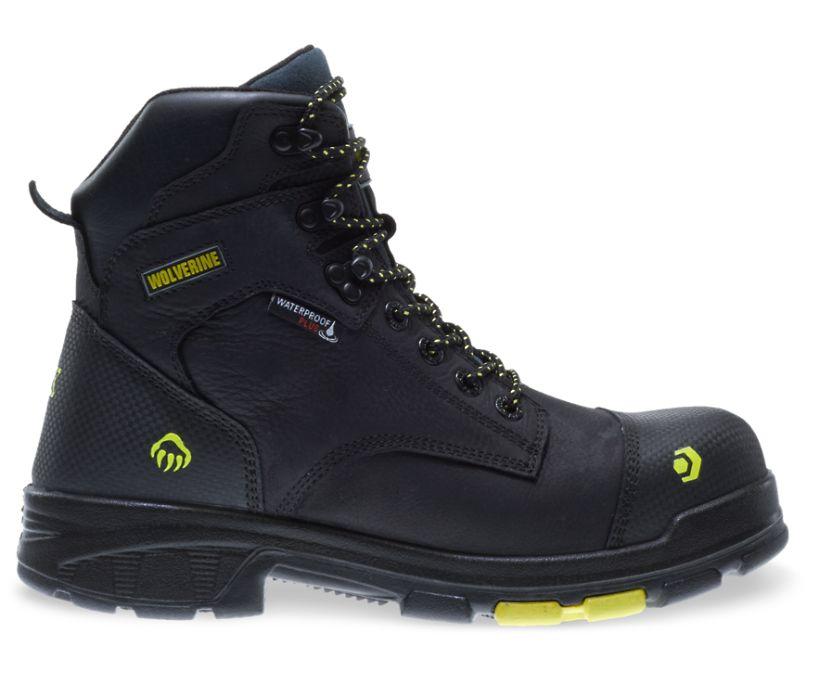 """Blade LX Waterproof CarbonMAX 6"""" Boot, Black, dynamic"""