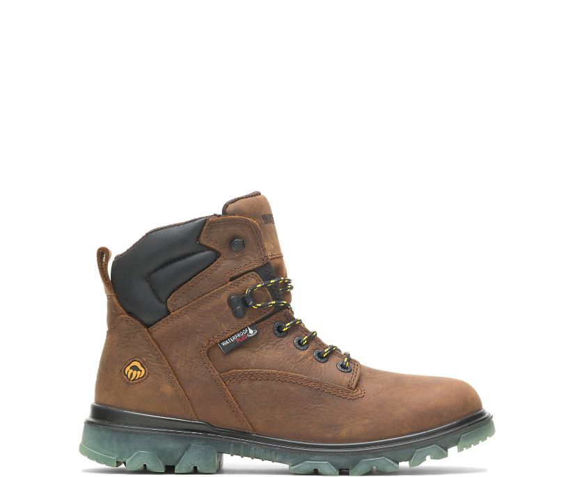 I-90 EPX Boot, Brown, dynamic