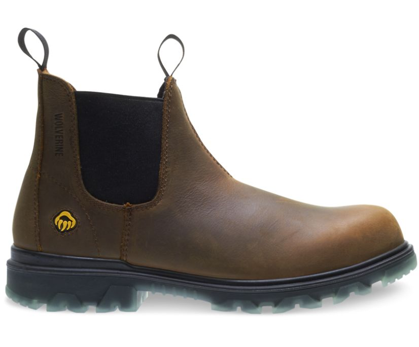I-90 EPX Romeo CarbonMAX Boot, Brown, dynamic