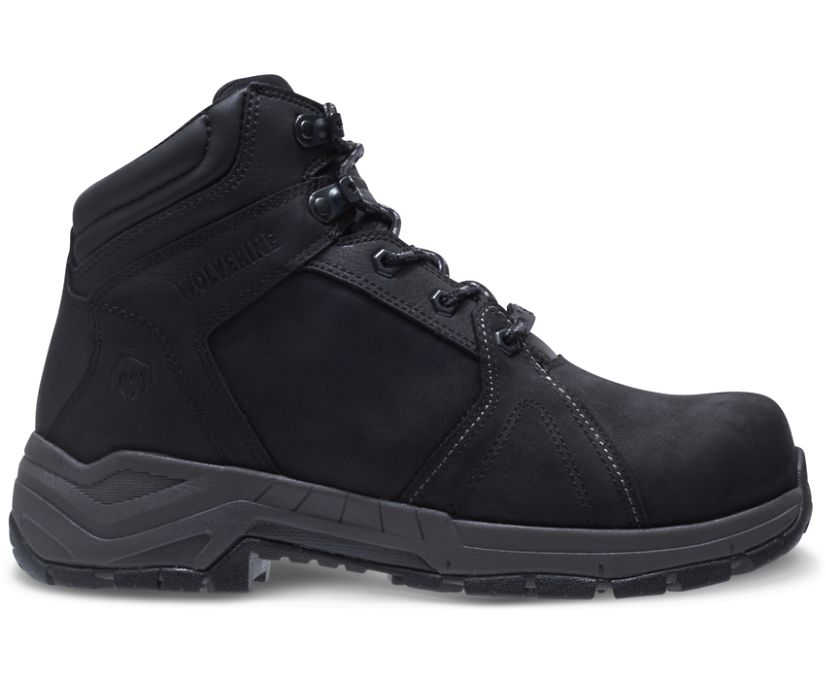 Contractor LX EPX Boot, Black, dynamic