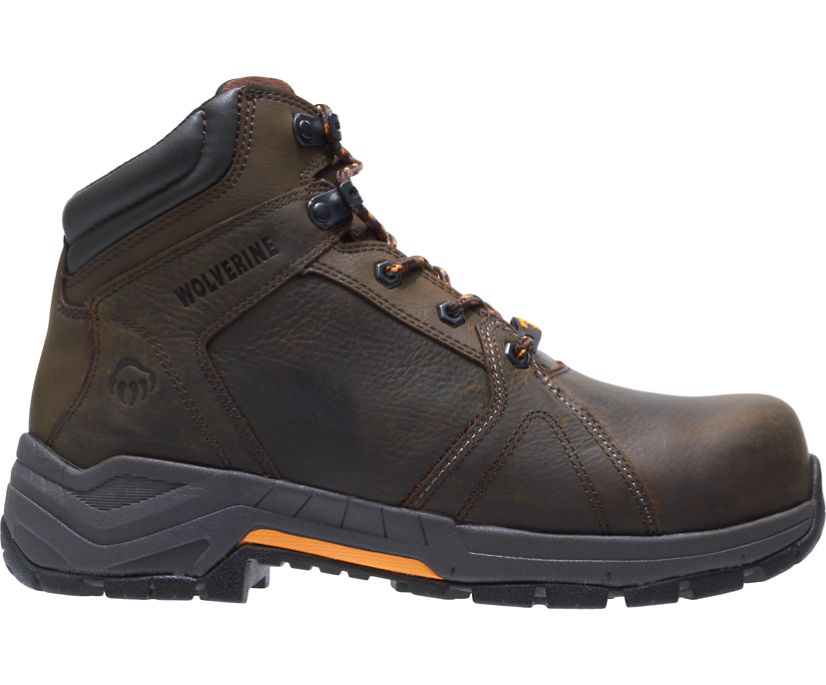 Contractor LX EPX Boot, Brown, dynamic