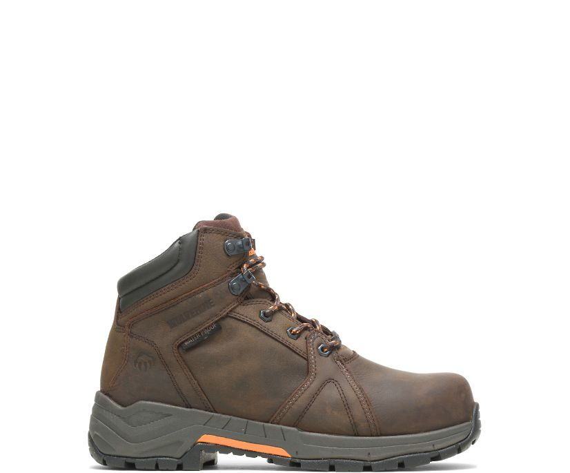 "Contractor LX EPX CarbonMAX® 6"" Boot, Brown, dynamic"