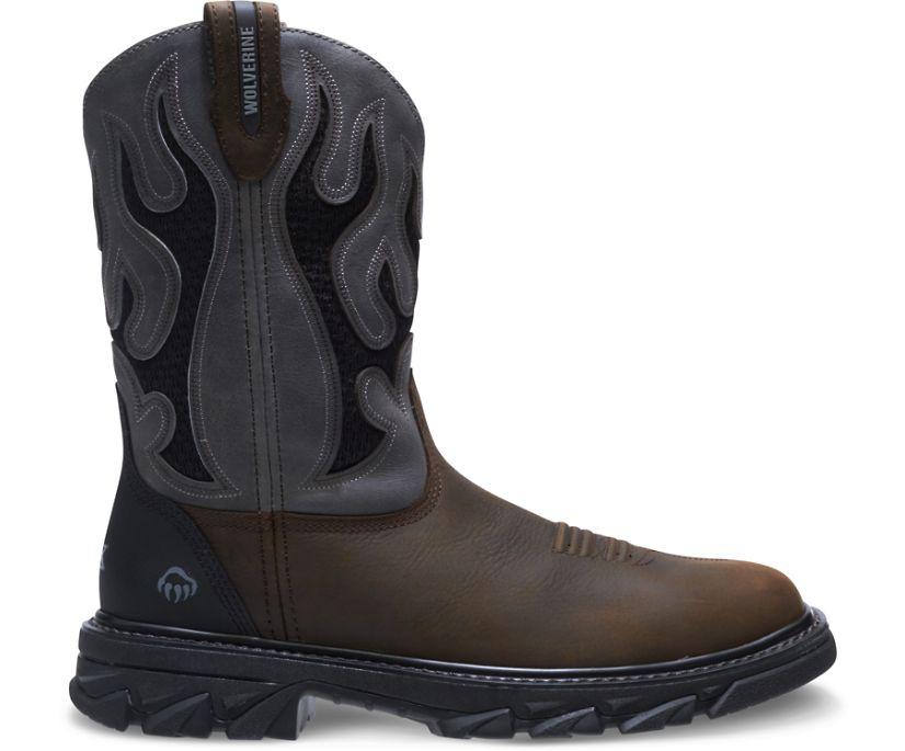 Ranch King CarbonMAX® Wellington, Grey, dynamic
