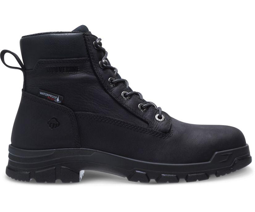 "Chainhand Waterproof 6"" Boot, Black, dynamic"