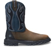 Ranch King CarbonMAX® Wellington, Brown/Blue, dynamic