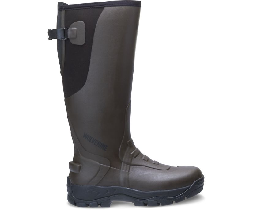 Marsh Boot, Brown, dynamic