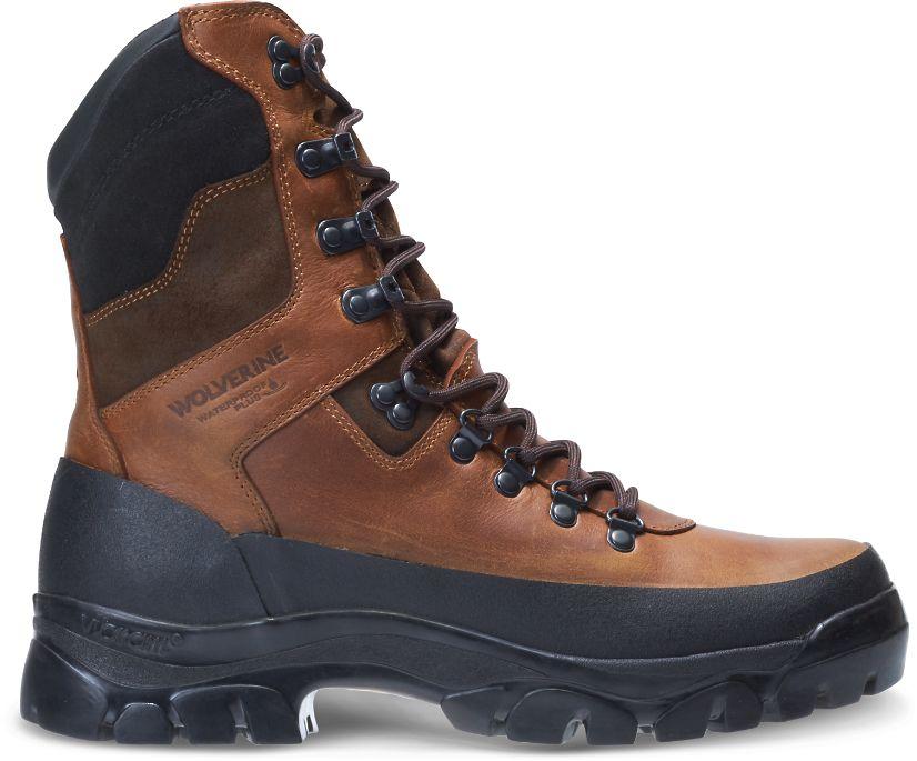 "Mountain Hunt 8"" Boot, Brown, dynamic"