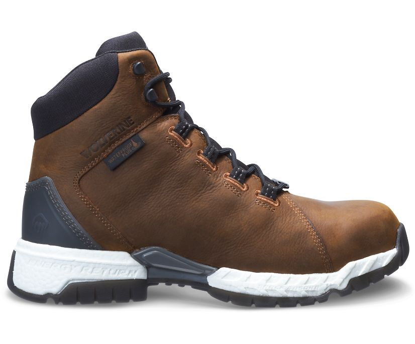 "I-90 Rush 6"" Boot, Café, dynamic"