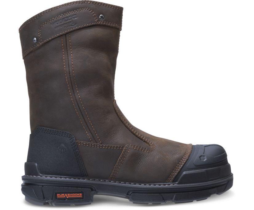 Yukon CarbonMAX Wellington Boot, Coffee Bean, dynamic