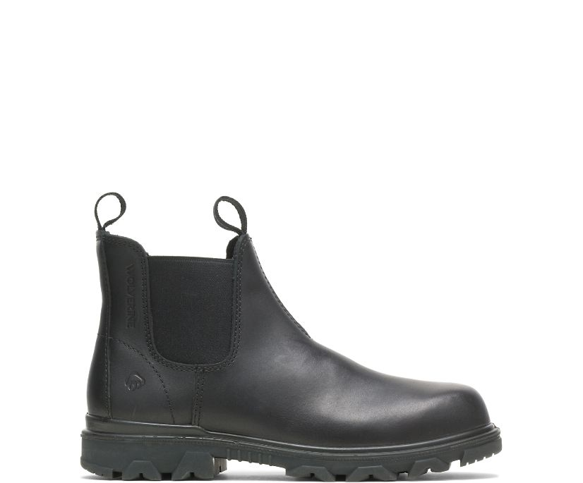 I-90 EPX Romeo CarbonMAX Boot, Black, dynamic