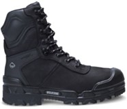 """Warrior Puncture Resistant CarbonMAX 8"""" Boot, Black, dynamic"""