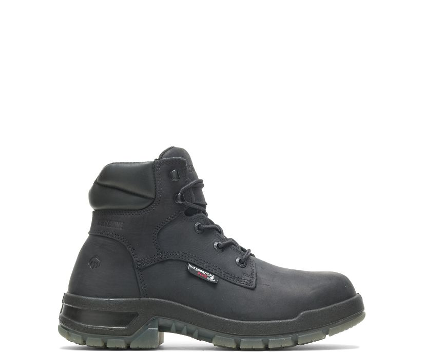 """Ramparts CARBONMAX 6"""" Boot, Black, dynamic"""