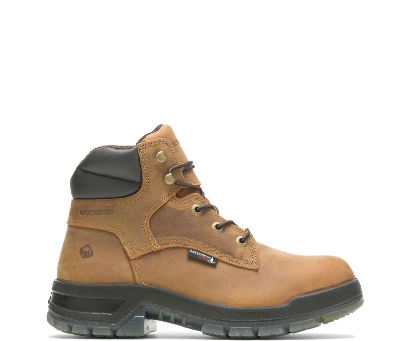 "Ramparts CARBONMAX 6"" Boot, Tan, dynamic"