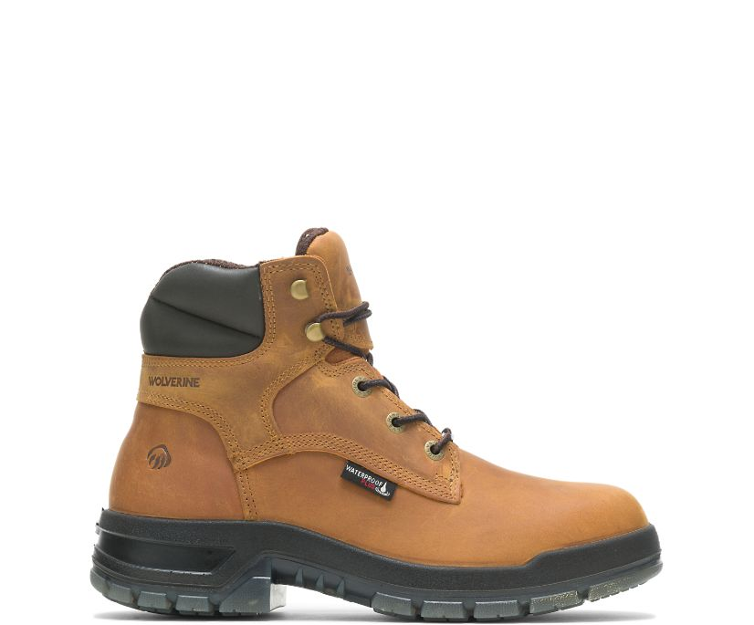 "Ramparts CARBONMAX 6"" Boot, Sawdust, dynamic"