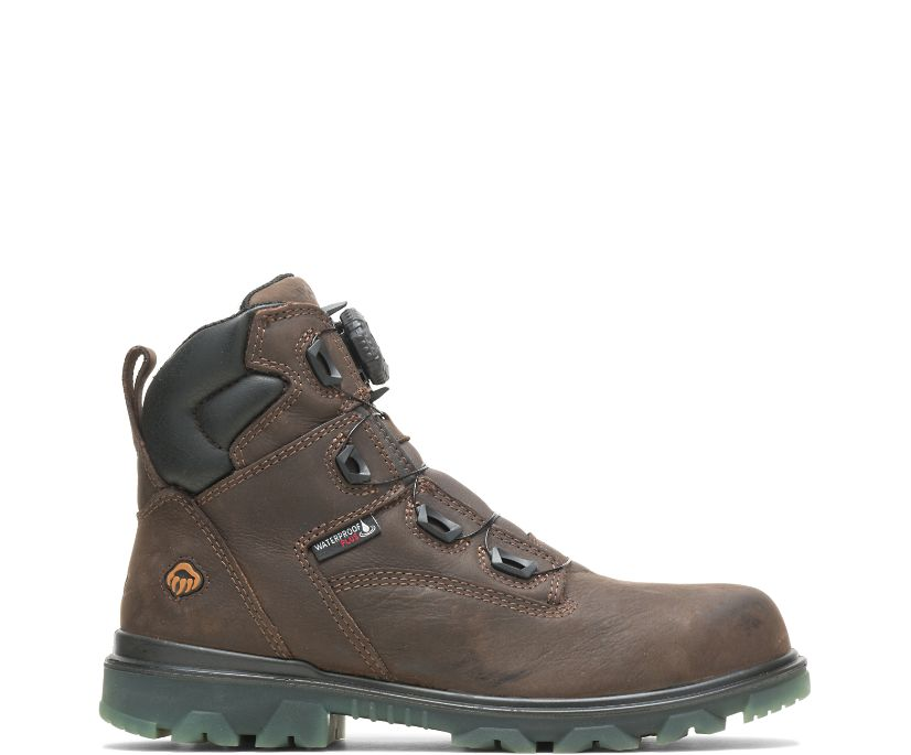 """I-90 EPX BOA® CarbonMAX 6"""" Boot, Coffee Bean, dynamic"""
