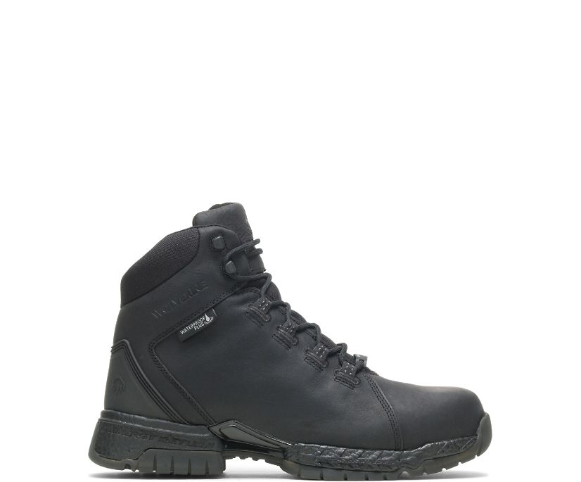 "I-90 Rush CarbonMAX 6"" Boot, Black, dynamic"