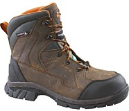 "Glacier CSA Composite Toe Insulated Waterproof 8"" Boot, Summer Brown, dynamic"