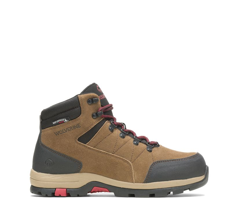 Rapid Outdoor Boot, Sand, dynamic