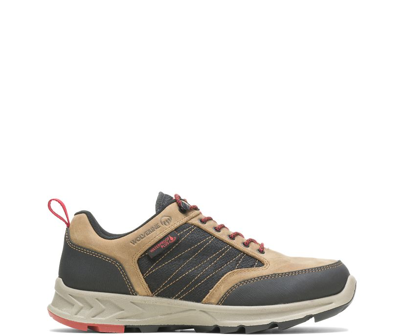 ShiftPLUS Outdoor Shoe, Taupe, dynamic