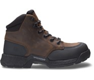 "Carom 5"" Work Boot, Dark Brown, dynamic"