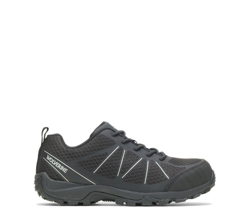 Amherst II CarbonMAX Work Shoe, Black, dynamic