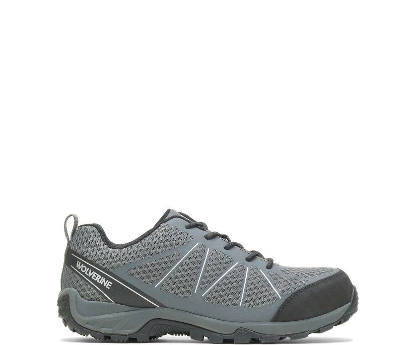 Amherst II CarbonMAX Work Shoe, Grey, dynamic