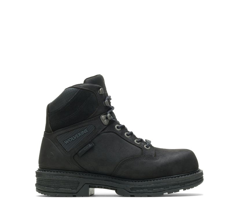"Hellcat UltraSpring CarbonMAX 6"" Work Boot, Black, dynamic"