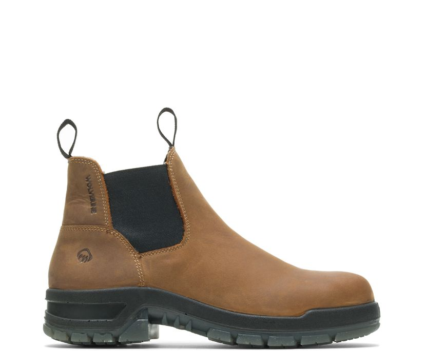 Ramparts Romeo Boot, Tan, dynamic