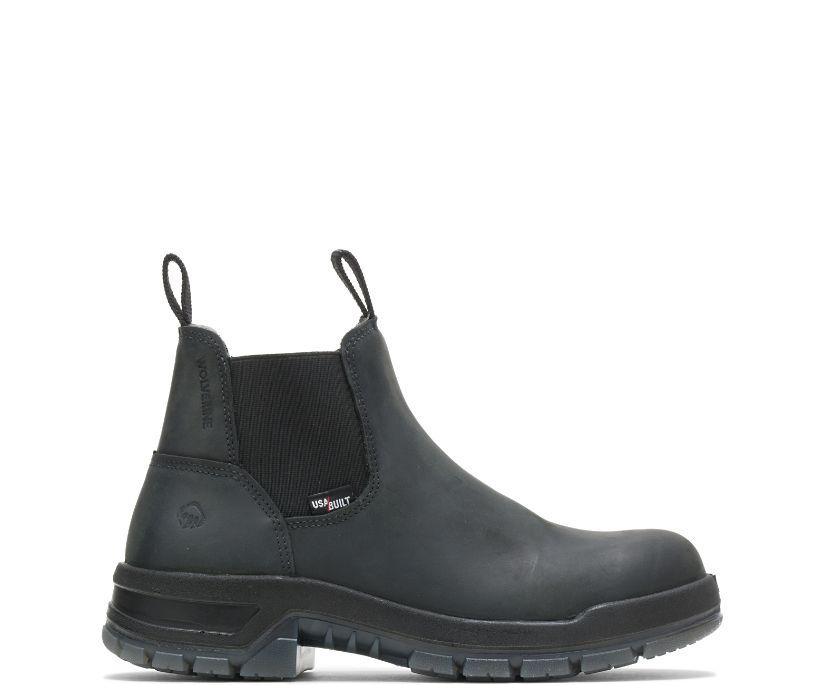 Ramparts Romeo CarbonMAX Boot, Black, dynamic