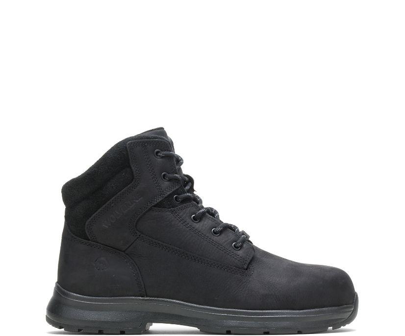 "Logan ESD Steel Toe 6"" Boot, Black, dynamic"