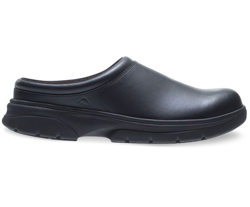 SERVE SR LX CLOG, Black, dynamic