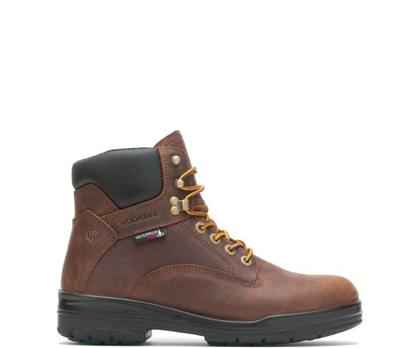 "DuraShocks® SR 6"" Boot, Dark Brown, dynamic"