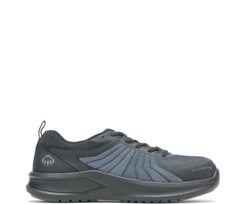 Bolt Vent DuraShocks® CarbonMAX Shoe, Black, dynamic