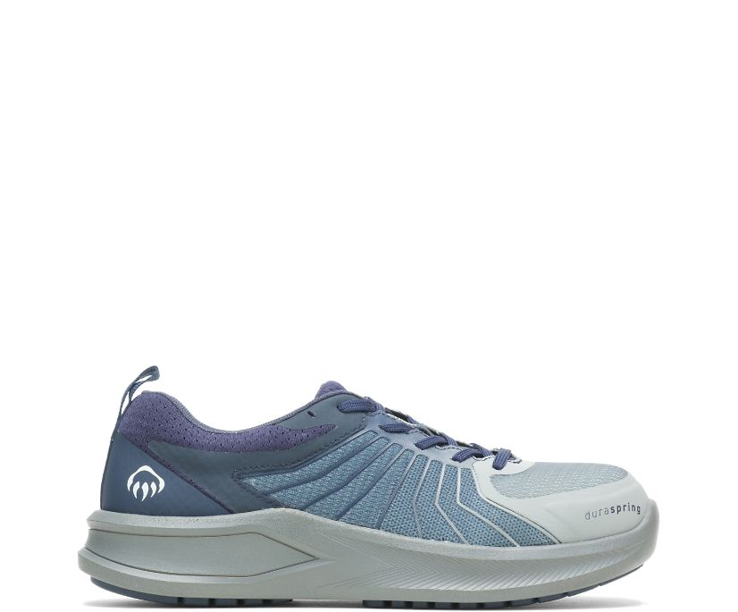 Bolt Vent DuraShocks® CarbonMAX Shoe, Navy, dynamic