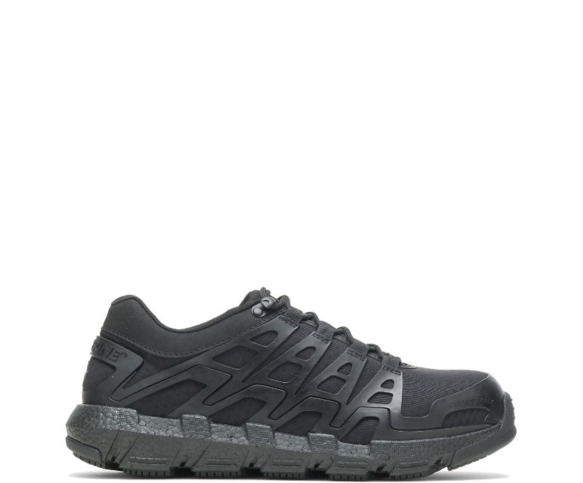 Rev Vent UltraSpring™ DuraShocks® CarbonMAX Shoe, Black, dynamic