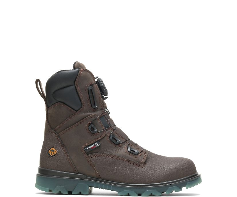 """I-90 EPX® BOA® 8"""" CarbonMAX Boot, Coffee Bean, dynamic"""