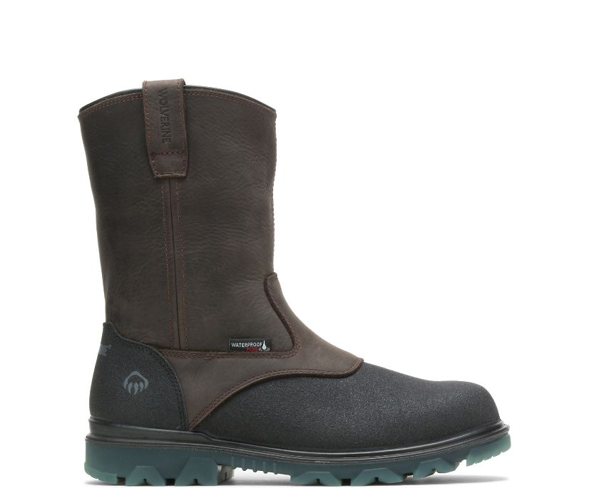 I-90 EPX CarbonMAX Wellington Boot, Brown, dynamic