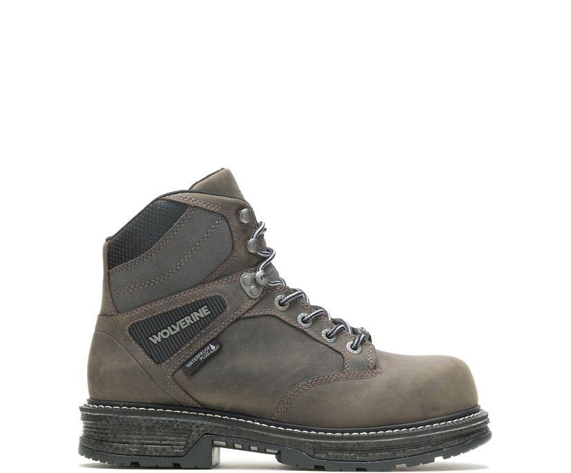 "Hellcat UltraSpring™ 6"" CarbonMAX Work Boot, Charcoal Grey, dynamic"