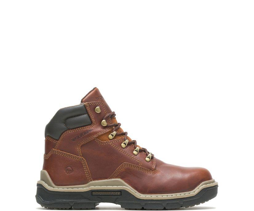 """Raider DuraShocks® 6"""" Boot, Peanut, dynamic"""