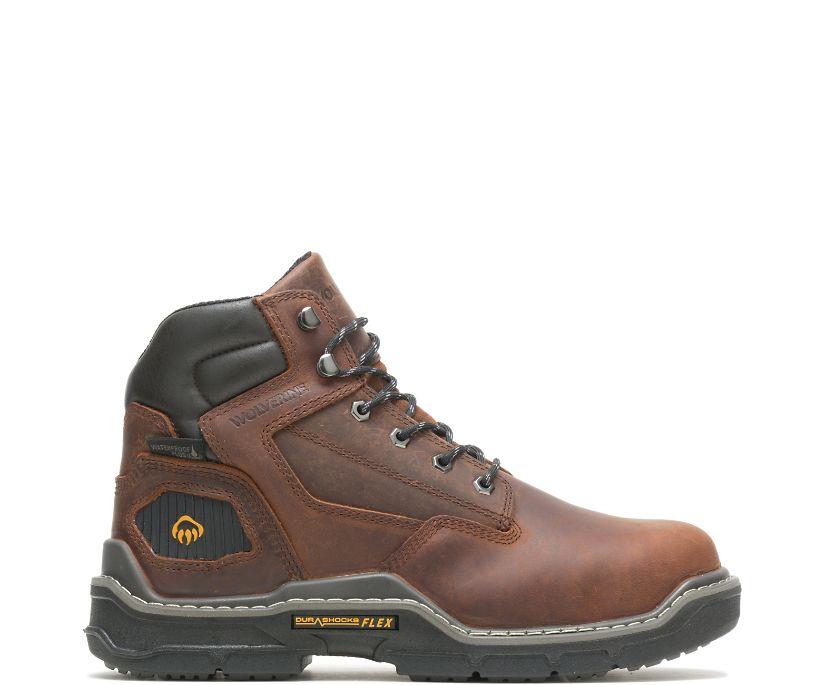 "Raider DuraShocks® Insulated 6"" CarbonMAX Boot, Peanut, dynamic"