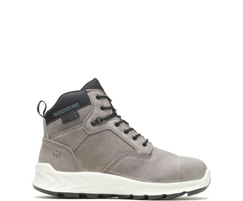 """ShiftPLUS Work LX 6"""" Alloy-Toe Boot, Dolphin, dynamic"""