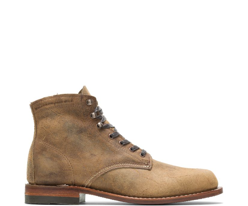 Original 1000 Mile Boot - Rough Out, Waxy Brown, dynamic