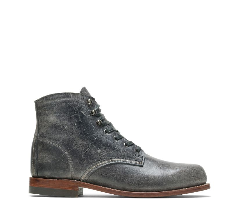 Original 1000 Mile Boot - Antique Leather, Grey, dynamic